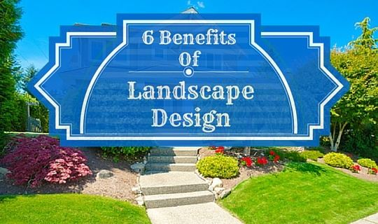 Benefits of Landscape